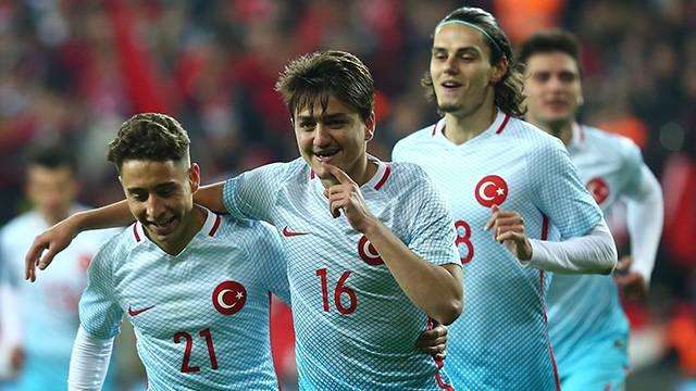 Avrupa'nın en iyi 50 genç futbolcusu belli oldu