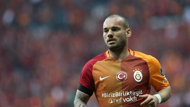 Zenit'ten flaş Sneijder açıklaması!