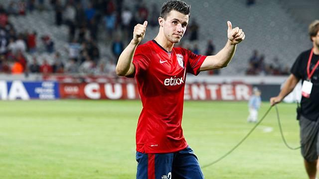 Lille Corchia için Galatasaray'ın teklifini doğruladı