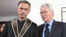 Jose Mourinho babası Felix Mourinho'yu kaybetti