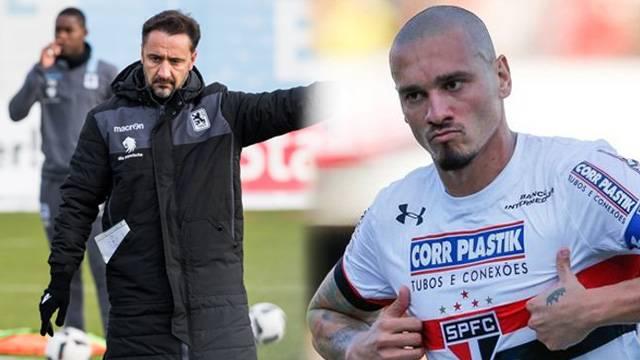 Vitor Pereira'dan Maicon'a: 'Galatasaray'a git'