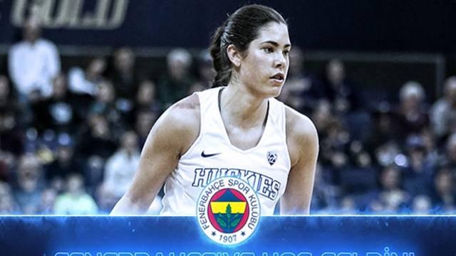 Kelsey Plum kimdir? NCAA sayı rekortmeni Kelsey Plum Fenerbahçe'de!
