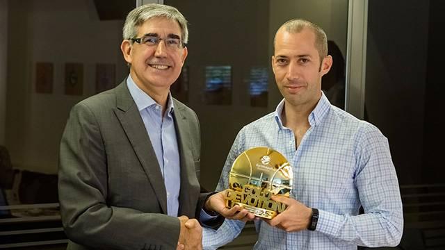 Euroleague'den Anadolu Efes'e 'En iyi pazarlama yapan takım' ödülü