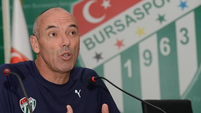 Paul Le Guen: 'Beşiktaş ve Fener'le yarışamayız'
