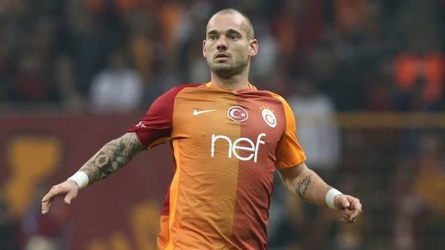 Wesley Sneijder UEFA kadrosuna alınmadı