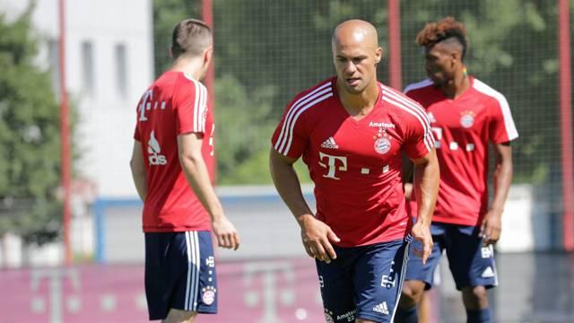 Erdal Kılıçaslan Bayern'le idmanlara çıkıyor