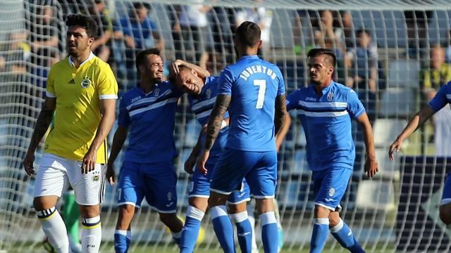 Fenerbahçe 2 - 3 Juventus Bükreş