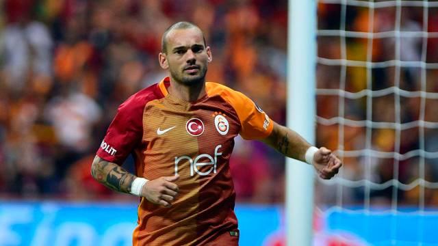 Sosyal medyada Wesley Sneijder savaşı!