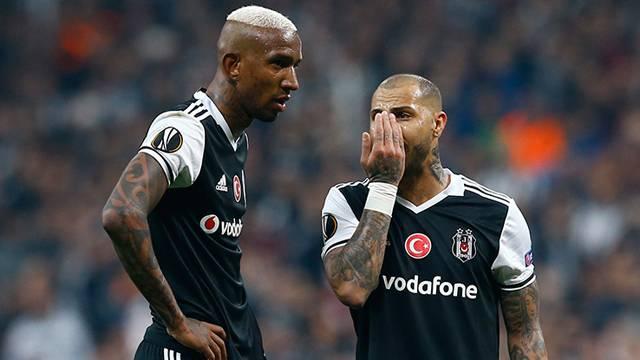 Beşiktaş'a Manchester United şoku! Anderson Talisca...