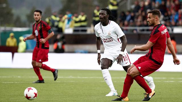 Östersunds FK 2 - 0 Galatasaray