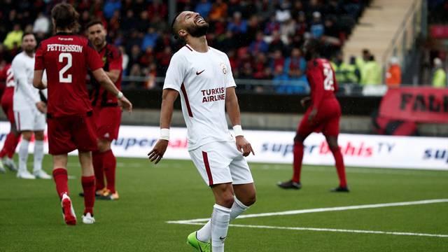İsveç, Galatasaray'ı konuşuyor