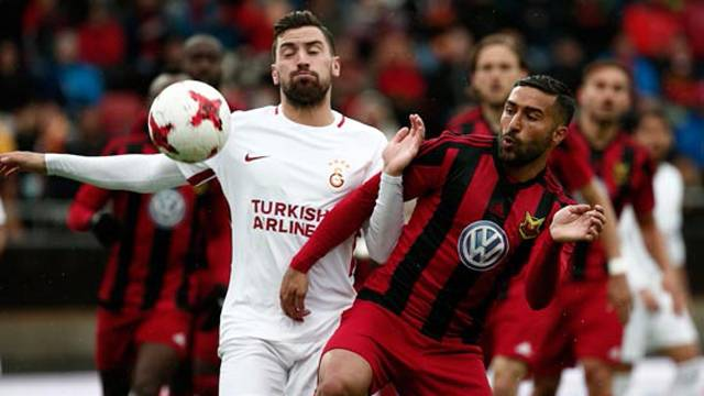 Ghoddos'dan Galatasaray'a rövanş mesajı!