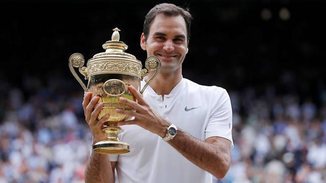 Federer bir kez daha tarih yazdı