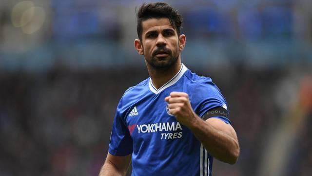 Chelsea, Diego Costa'nın fiyatını belirledi