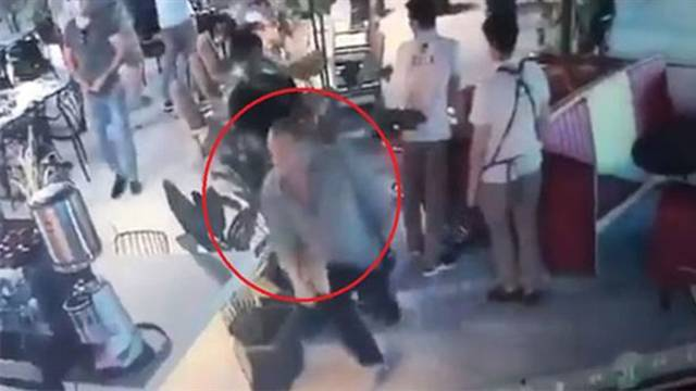 Fatih Terim'in karıştığı kavganın en net görüntüleri ortaya çıktı