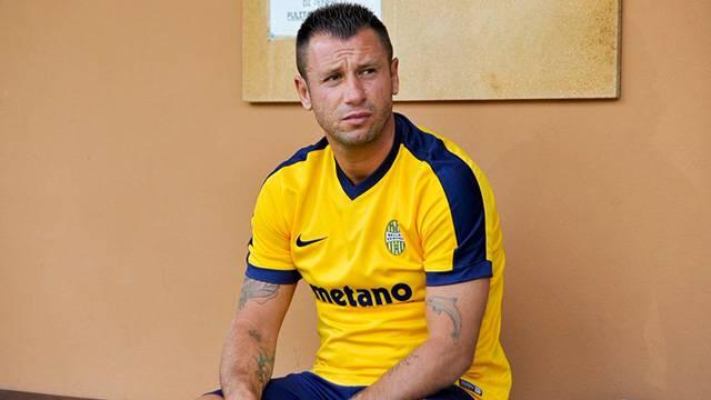Cassano 8 gün sonra yine futbolu bıraktı