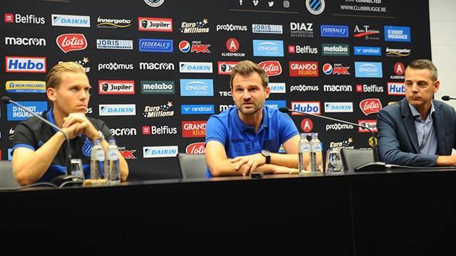 Club Brugge'den Başakşehir'e gözdağı