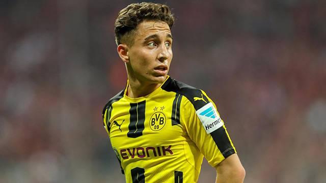 'Emre Mor'un Borussia Dortmund'da yeri garanti değil'