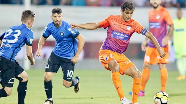 Viitorul Constanta 1 - 0 APOEL