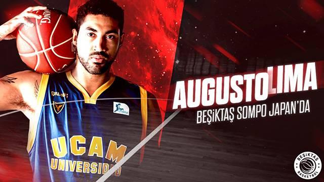 Beşiktaş Sompo Japan Augusto Lima'yı kadrosuna kattı