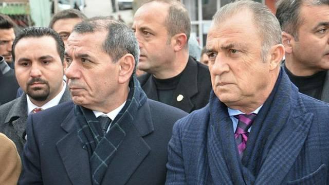 Fatih Terim'den Galatasaray'a ilk yanıt