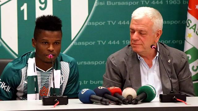 Bursaspor Agu ile resmi sözleşme imzaladı
