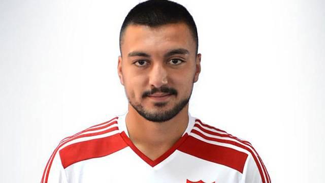 Sivassporlu Berkan Ercan beyin kanaması geçirdi