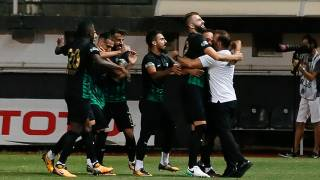 Akhisar Belediyespor 1 - 0 Sivasspor
