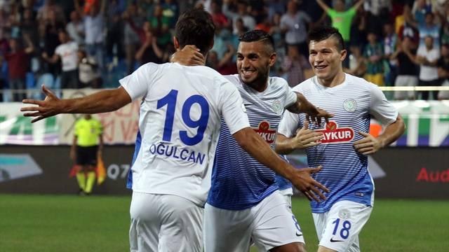 Çaykur Rizespor 4 - 1 Manisaspor
