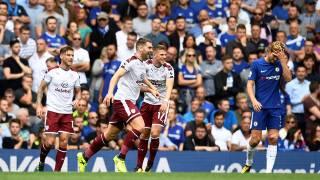 Chelsea 2 - 3 Burnley