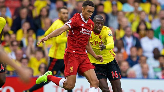 Watford 3 - 3 Liverpool