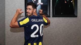 Fenerbahçe ve Zenit Giuliano'yu açıkladı
