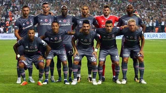 Süper Lig'de rekorların takımı Beşiktaş