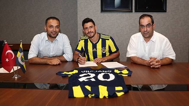 Sergei Fursenko: 'Guiliano Fenerbahçe'ye gitmek istedi'
