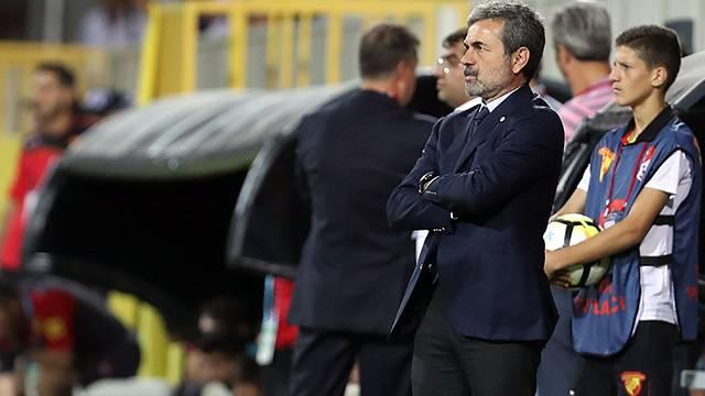 Aykut Kocaman: 'Şuursuz bir oyun oynadık'