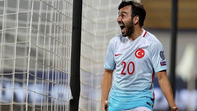 Bursaspor Volkan Şen'e teklif yaptı