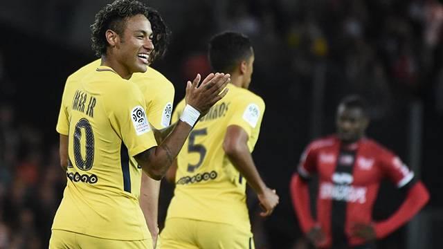 Neymar'dan Barcelona'ya gönderme
