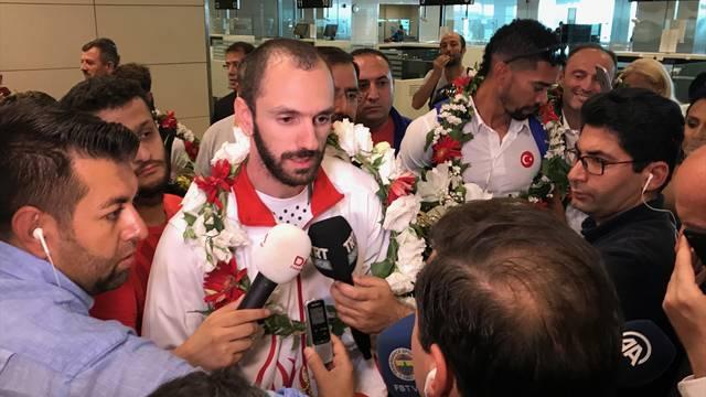 Ramil Guliyev: 'Bolt'a çok üzüldük'