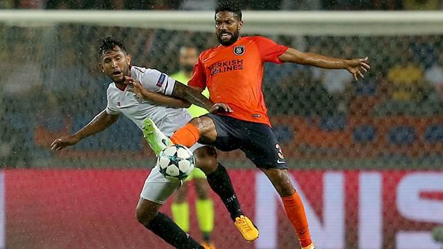 Medipol Başakşehir 1 - 2 Sevilla