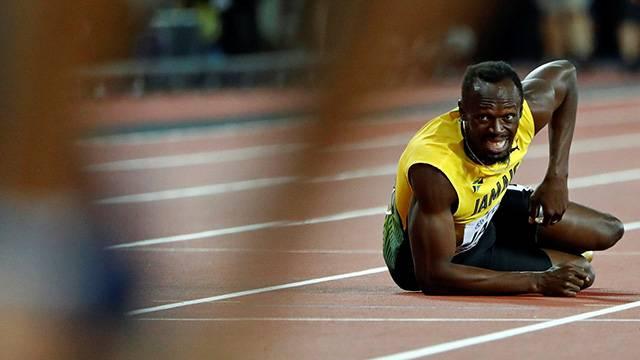 Burton Albion'dan Usain Bolt'a futbolculuk teklifi