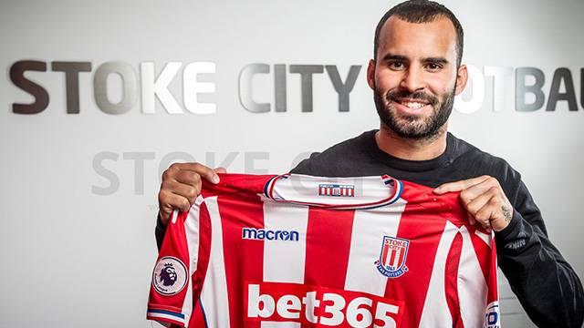 Jese Rodriguez Stoke City'ye kiralandı