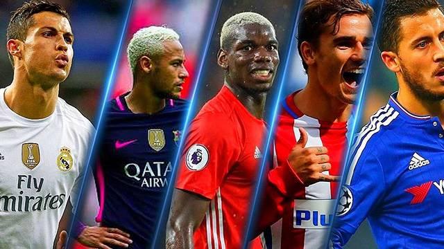 FIFA The Best ödülü adaylarını açıkladı