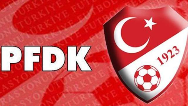 PFDK Süper Lig kulüplerine ceza yağdırdı