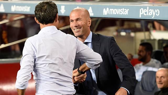 Zidane Real Madrid'de tarih yazdı