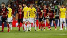 Vardar-Fenerbahçe mücadelesi Makedon basınında geniş yer buldu