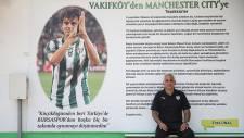 Enes Ünal Bursaspor'da artık bir rol model