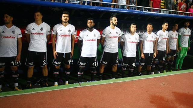 Beşiktaş'ın 184 milyonluk yedek kulübesi