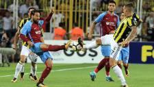 Fenerbahçe 2 - 2 Trabzonspor
