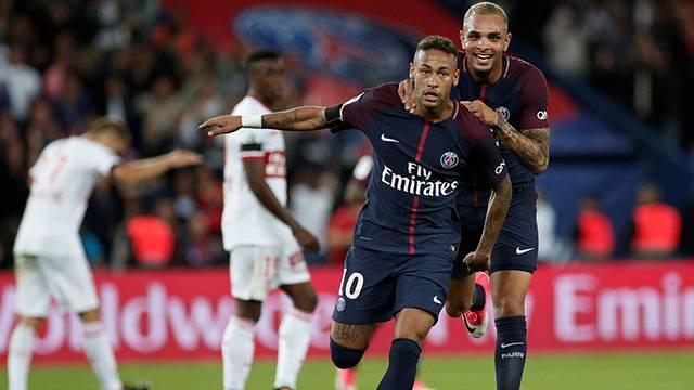 Fransa'da Neymar fırtınası sürüyor