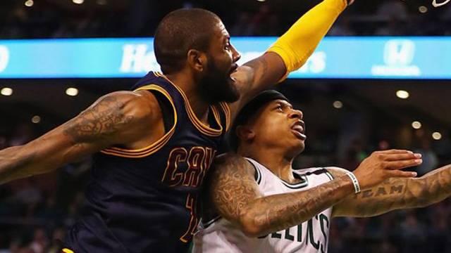 Kyrie Irving Celtics'e takas oldu